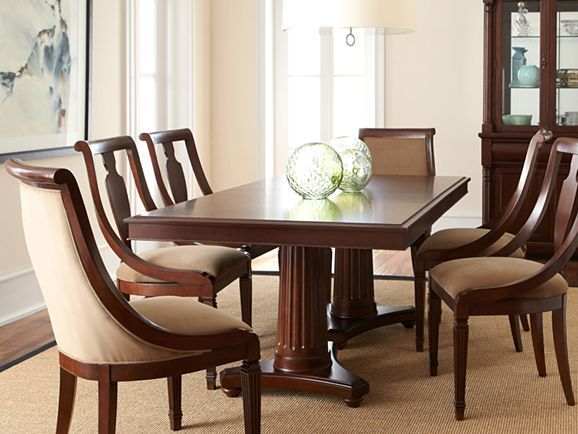 Edinburgh Pedestal Dining Set Jcpenney With Images Home