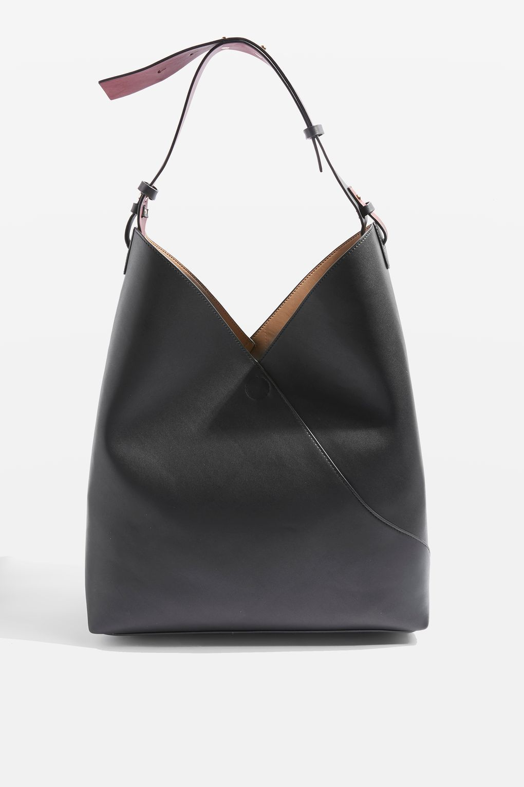 d352a1d14c Asymmetric Slouch Hobo Bag - New In Fashion - New In - Topshop Europe