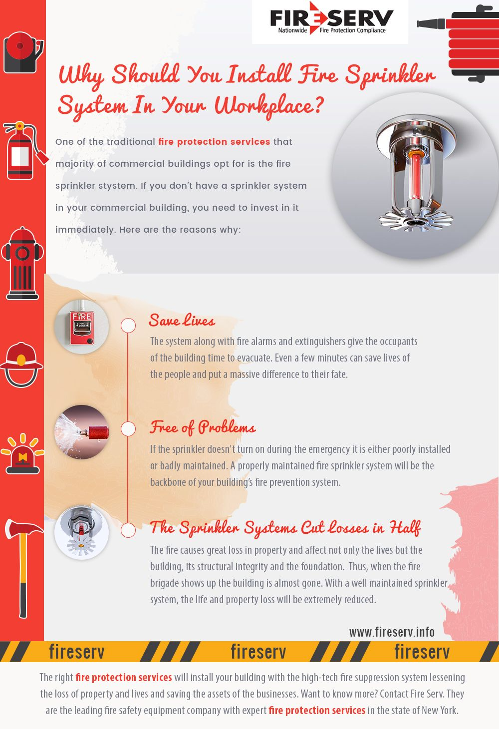 Fireserv the leading fire safety equipment company with