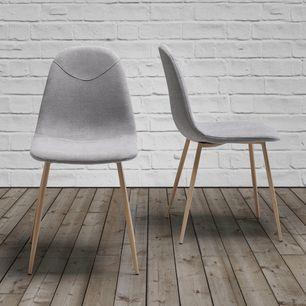 Stuhl in Hellgrau online bestellen Stühle, Sitzplatz und
