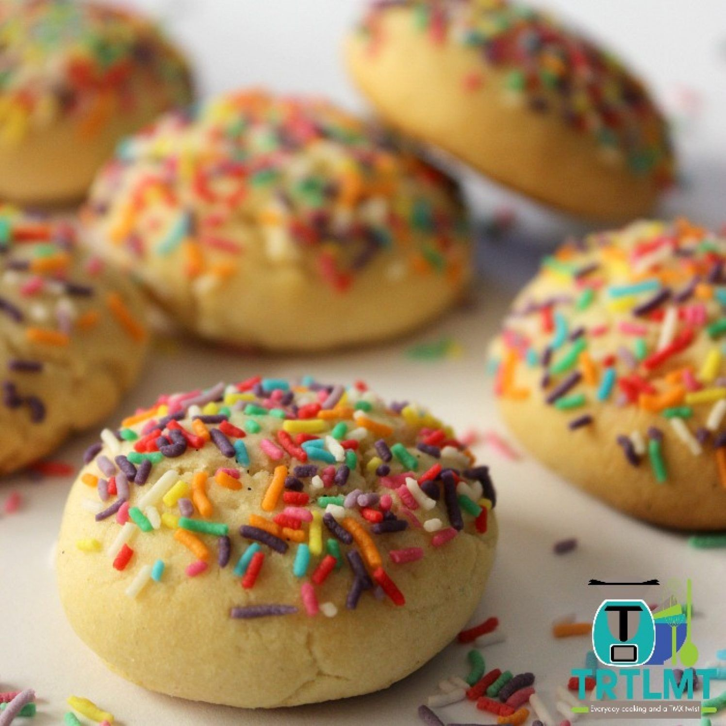 Condensed Milk Biscuits The Road To Loving My Thermo Mixer Recipe Condensed Milk Biscuits Milk Biscuits Milk Recipes