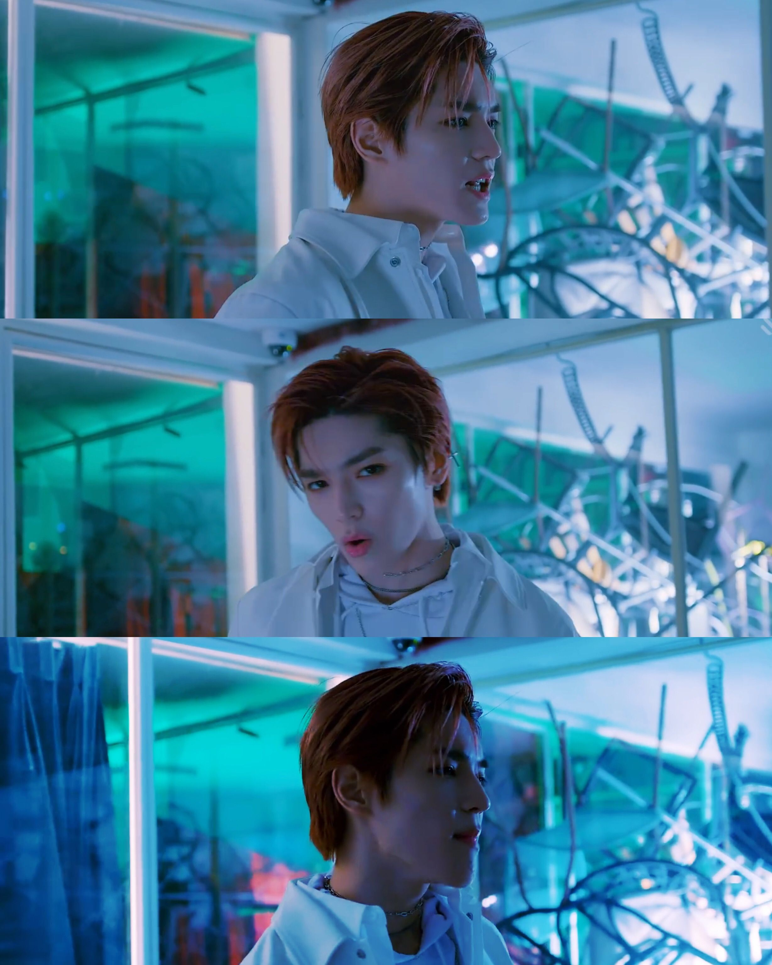 Taeyong Nct Yestoday Musicvideo Wallpaper Nct Nct Nct 127