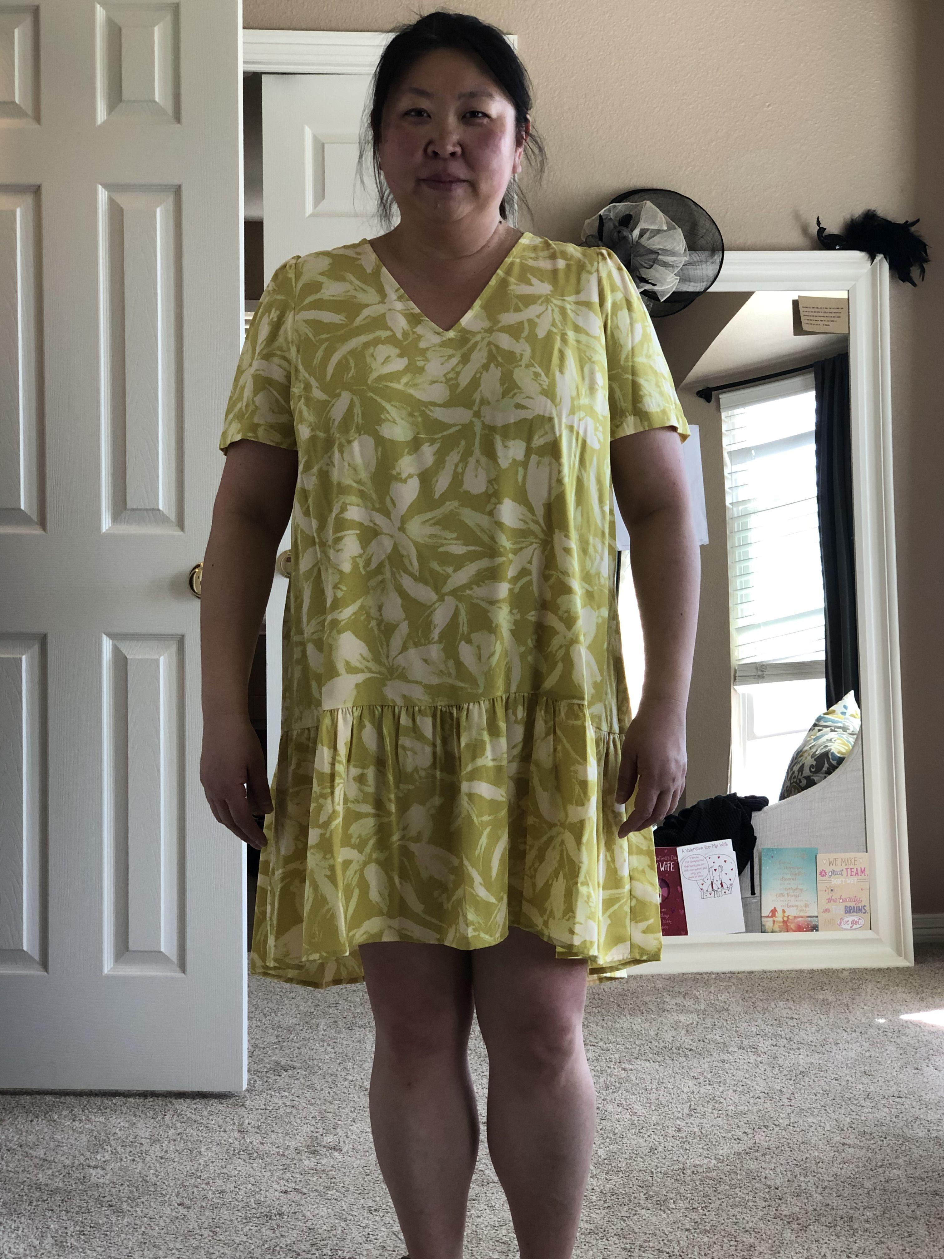 Target Not Sure A Little Muumuu Tshirt Dress Style Inspiration Shirt Dress [ 4032 x 3024 Pixel ]