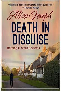 BEST OF CRIME author interview with Alison Joseph