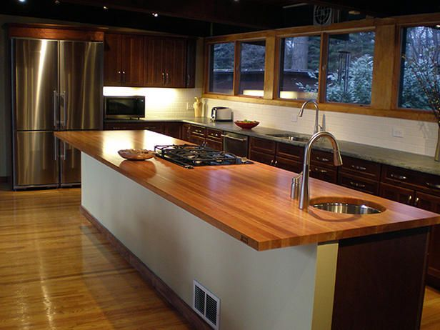 From Bland to Spicy: Dramatic Kitchen Makeovers : Rooms : Home & Garden Television