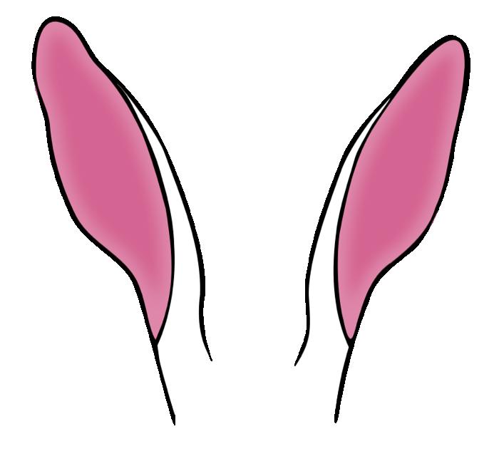 Rabbit Ears Clipart Free Clip Art Free Clip Art Free Graphics