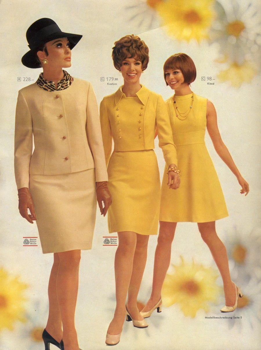 bader katalog 1969 moda vintage mode 60er jahre mode mode f r frauen. Black Bedroom Furniture Sets. Home Design Ideas