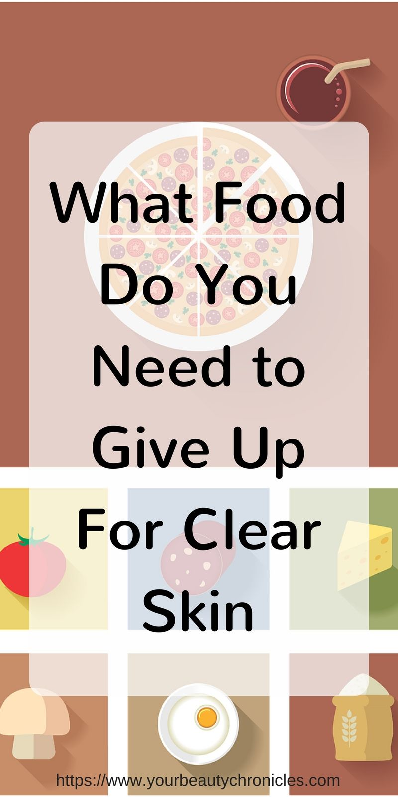 What Food Do You Need to Give Up for Clear Skin