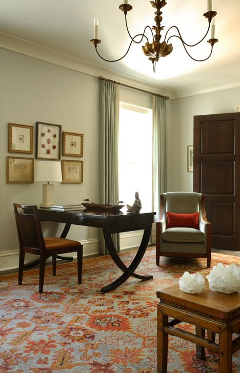 Living Rooms by McLaurin Interiors
