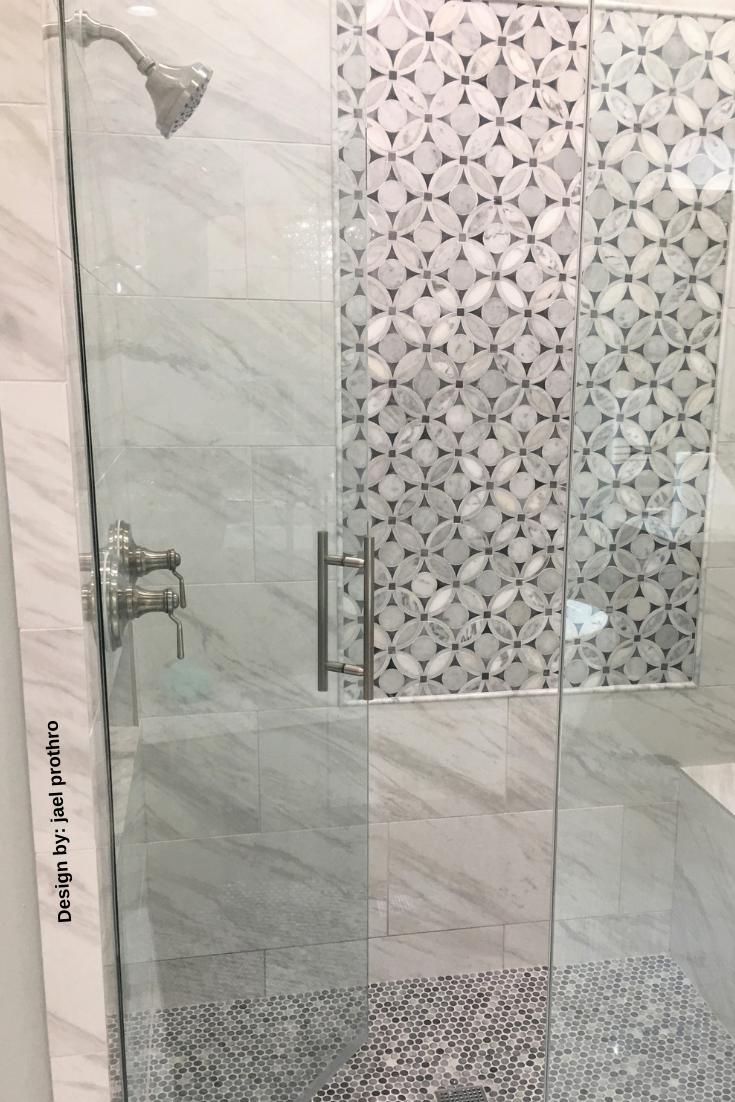 Pin On Bathroom Remodel Shower