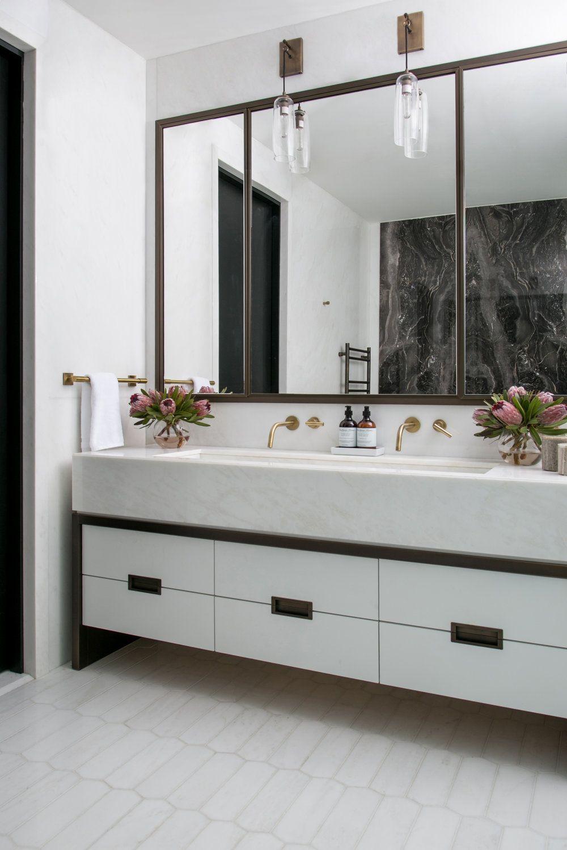 Convinced Undermount Bathroom Sinks Are Boring Think Again