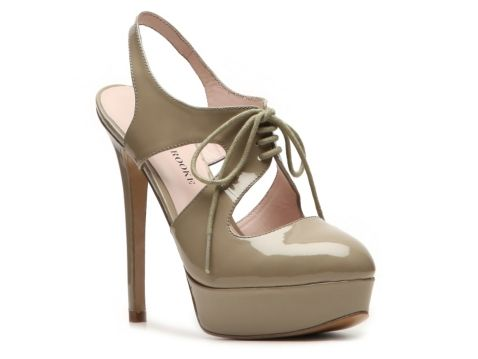 Bought these yesterday!!! Audrey Brooke Clarissa Pump,I'm madly in love with them