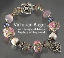 Victorian Angel Bracelet