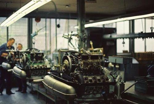 // Porsche Factory //// gallery.oxcroft.com //