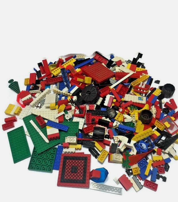 3 Lb Bulk Lot of Assorted LEGO Star Wars Bricks Pieces and Toy Parts