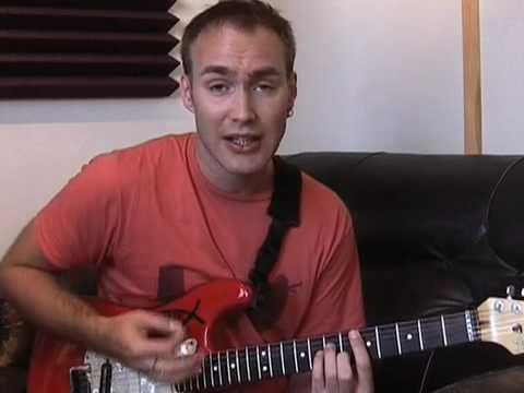 Sultans Of Swing Dire Straits 1of4 Songs Guitar Lesson