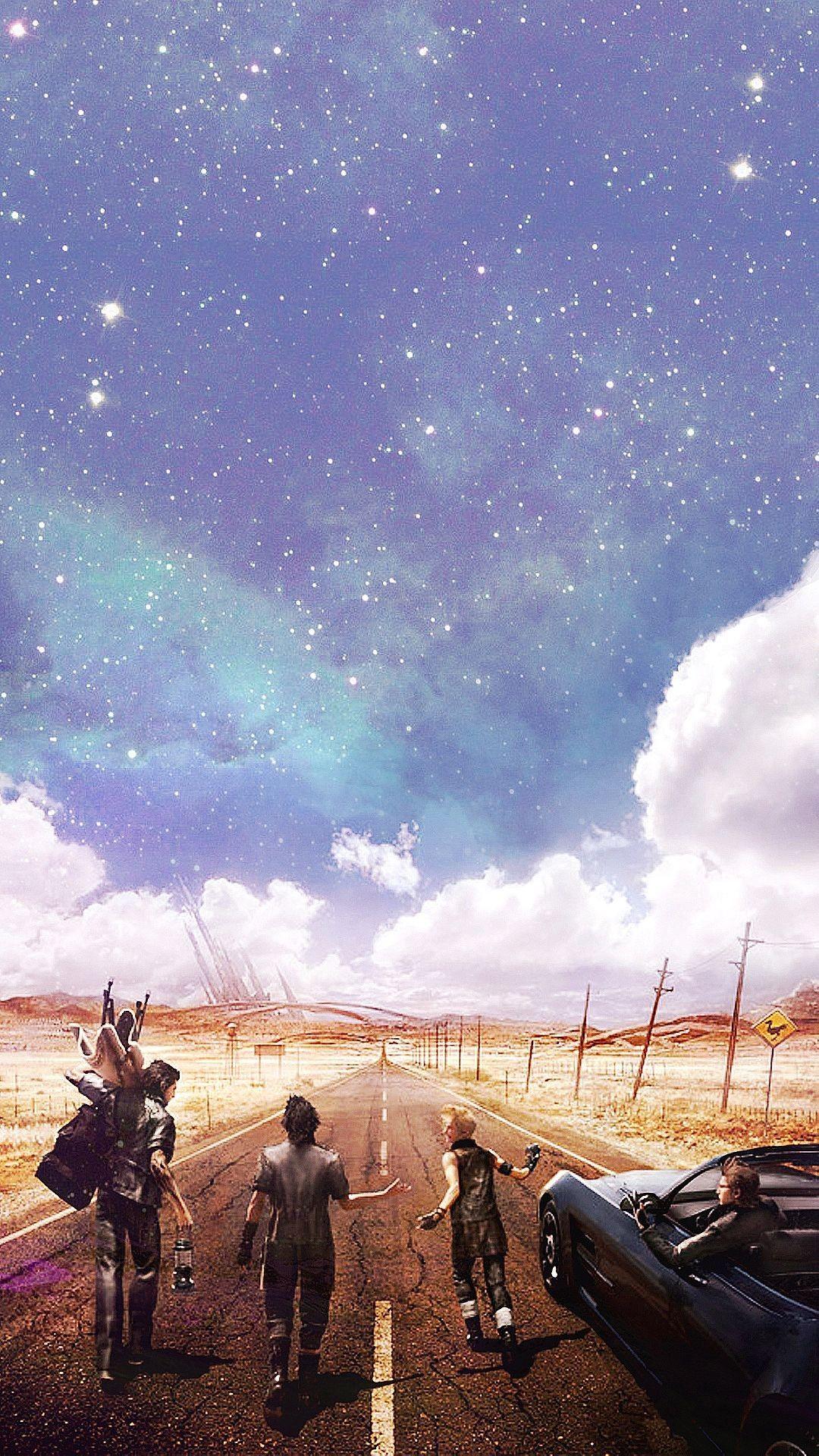 Ffxv Phone Wallpaper Final Fantasy Xv Wallpapers Final Fantasy Art Final Fantasy