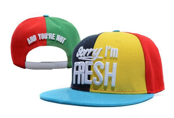 Sorry I m Fresh Snapback hats camo most popular hip hop adjustable baseball  caps 9 styles sun-shading hat Free Shipping  9.99 c844e013033