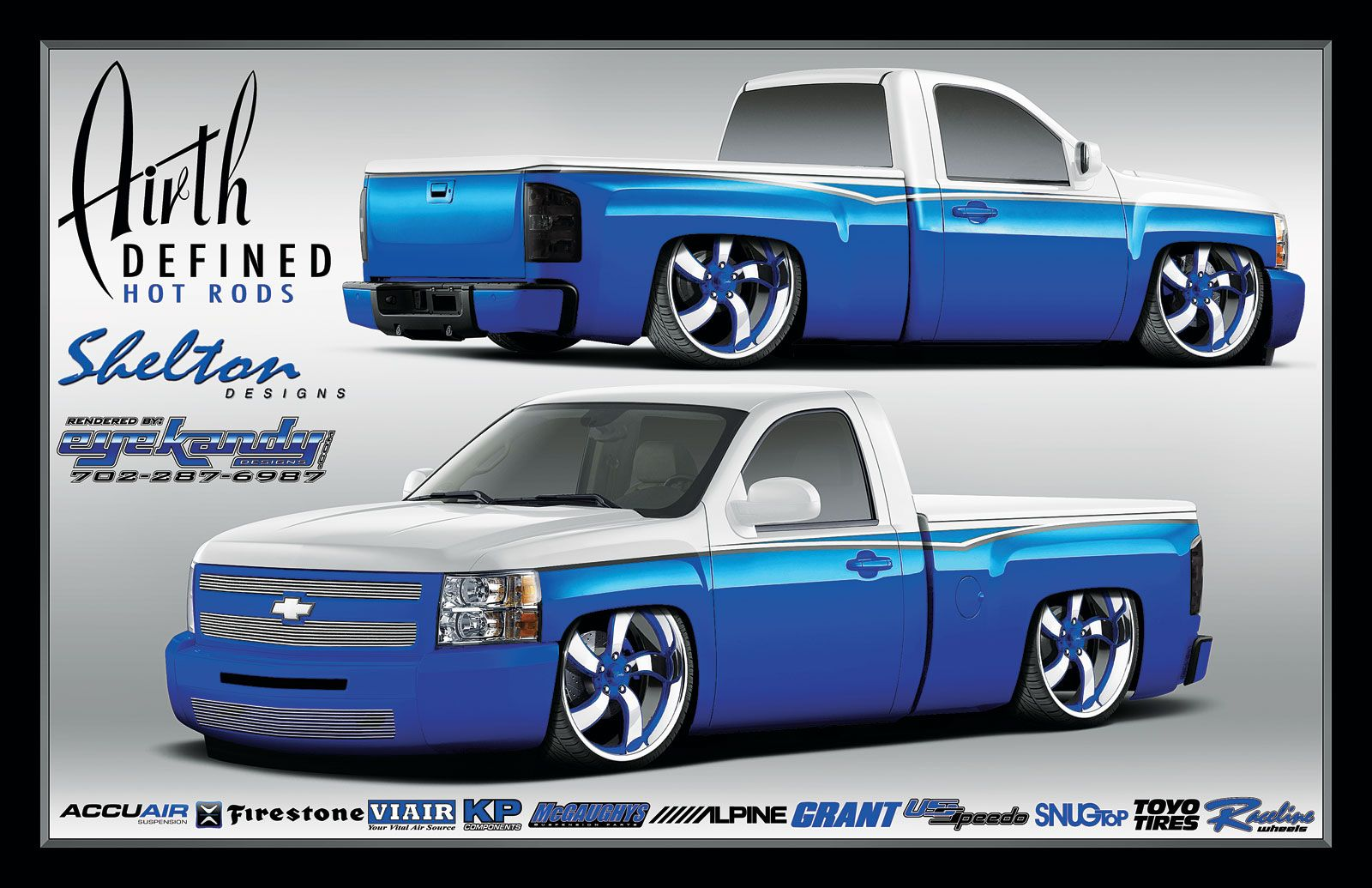 Best Car Paint Colors >> Custom Truck Paint Designs | www.pixshark.com - Images Galleries With A Bite!
