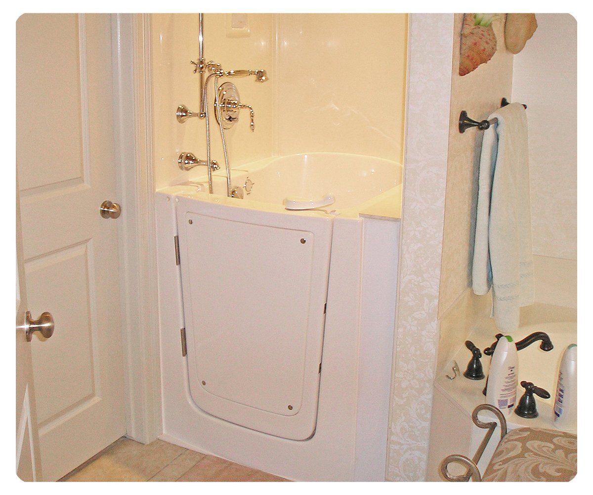 Bliss Compact Walk In Tub Walk In Tubs Shower Stall Small Bathroom