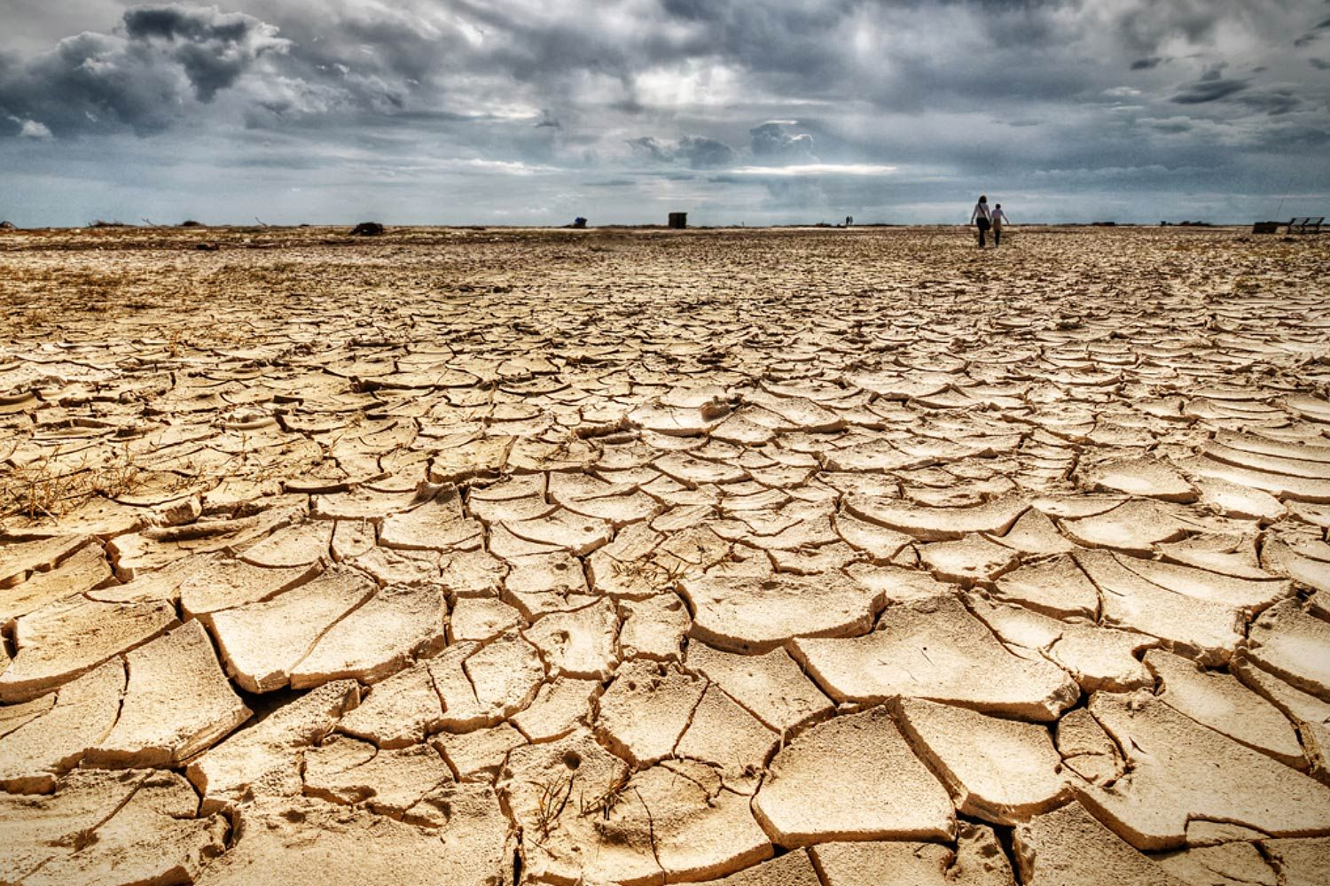Drought, one of the consequences of climate change