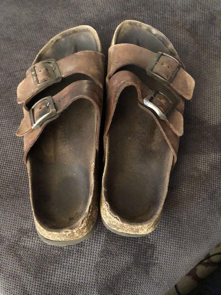 2319eb374e51 Mens Birkenstock Betula Sandels Leather Arizona Style Size 41  fashion   clothing  shoes  accessories  mensshoes  sandals (ebay link)