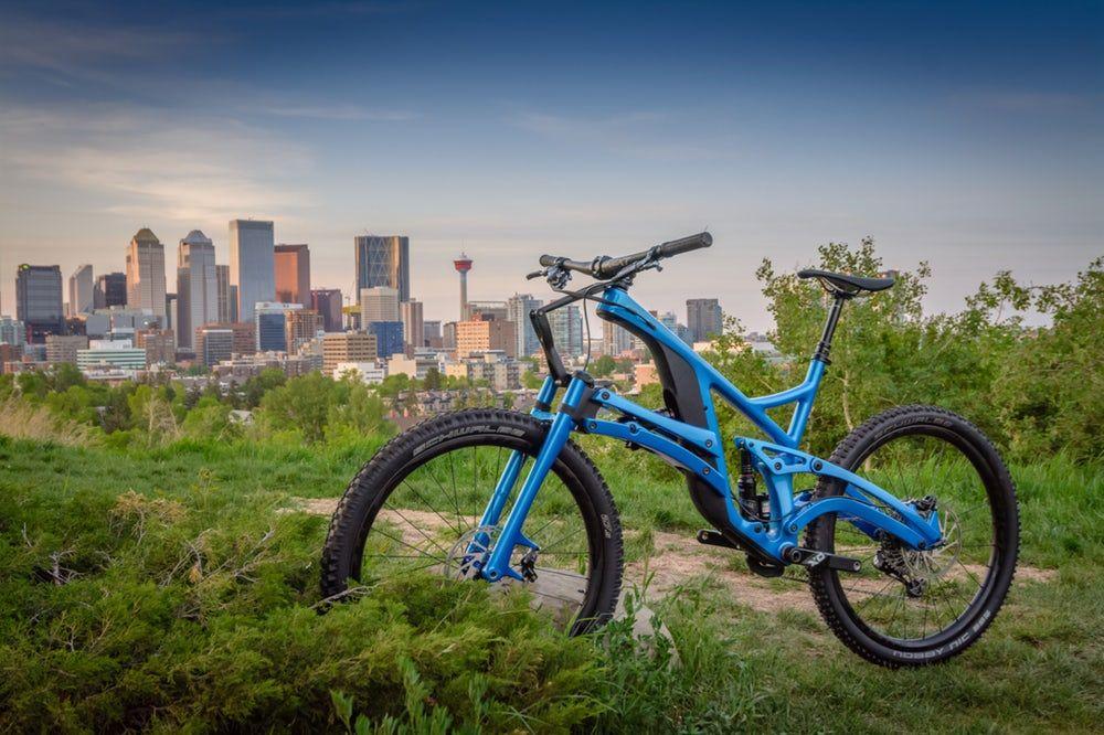 Canadian Mountain Bike Follows A Different Trail Mountain Bike