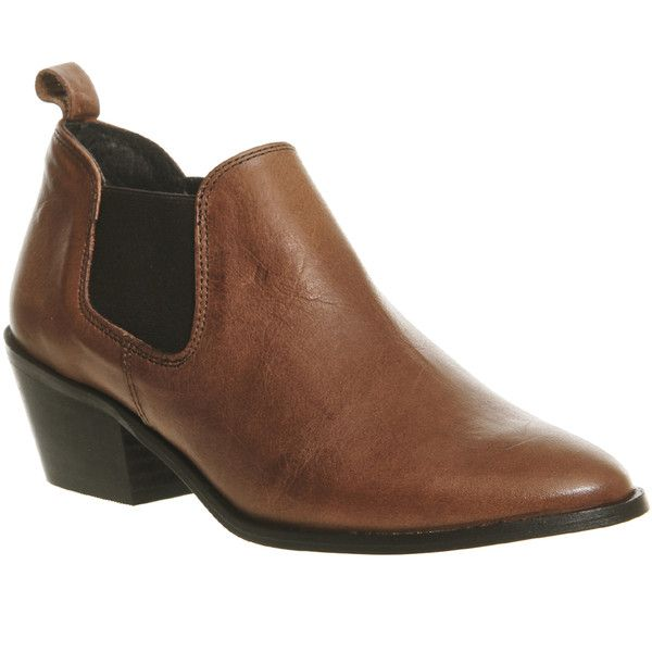 b1a7171cd3044 Office Festival Western Shoe Boots ( 100) ❤ liked on Polyvore featuring  shoes
