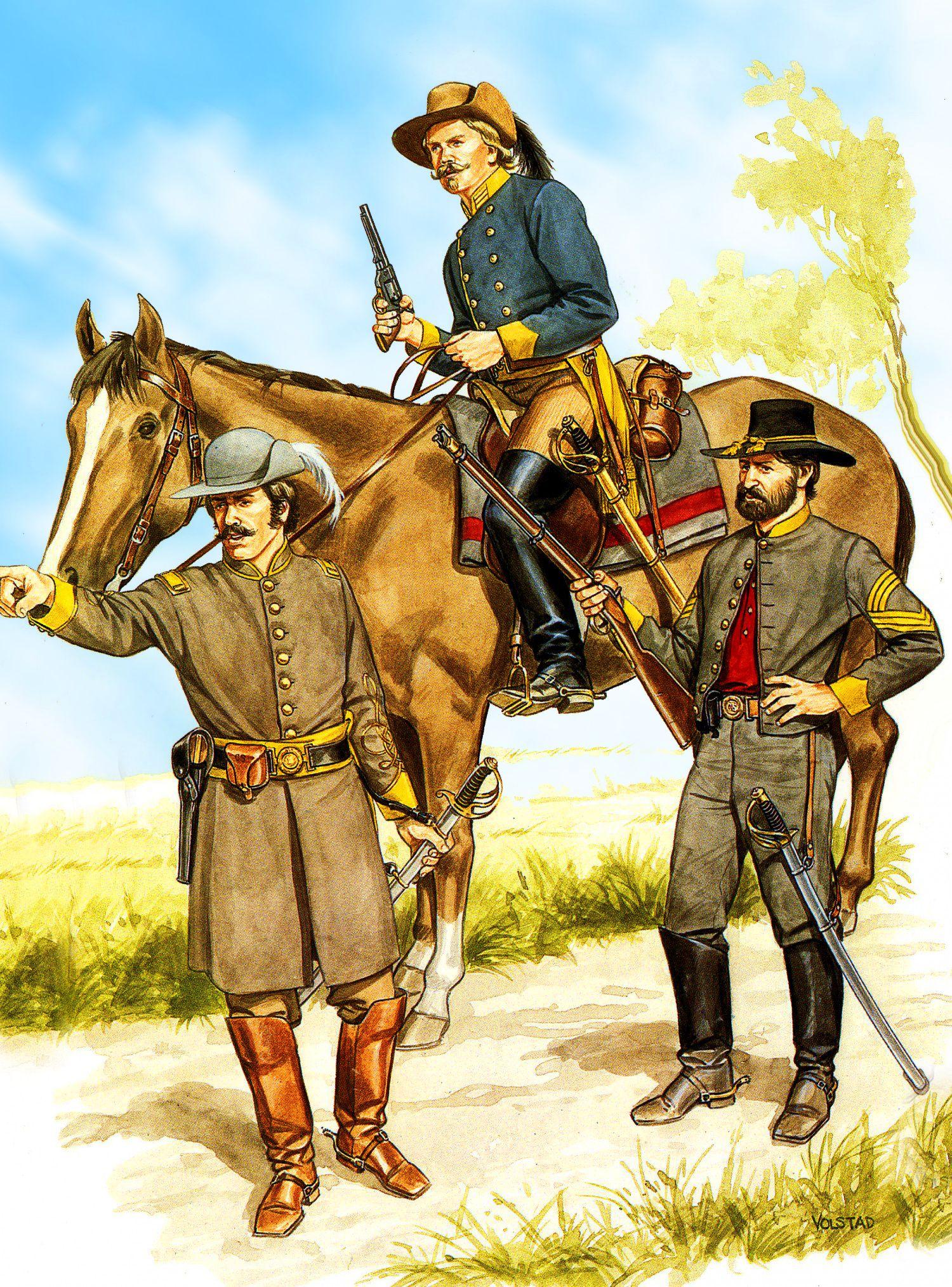 1st Alabama Cavalry | Guerra | Pinterest | Uniformes, Estados unidos ...