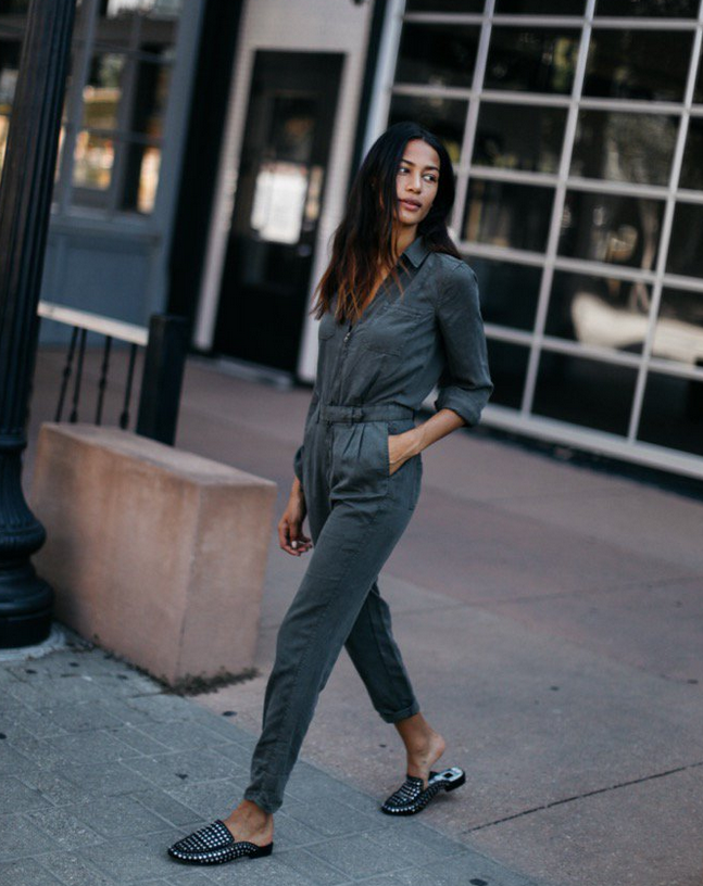 4af918bc0a3 Styling Tips   jumpsuit and mules