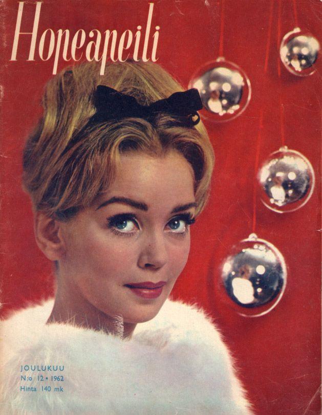 Hopeapeili: joulukuuta 1962