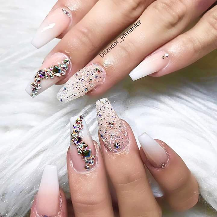 Nail Art Ideas For Prom: 100 Prom Nail Art Designs For Stunning Prom Nails