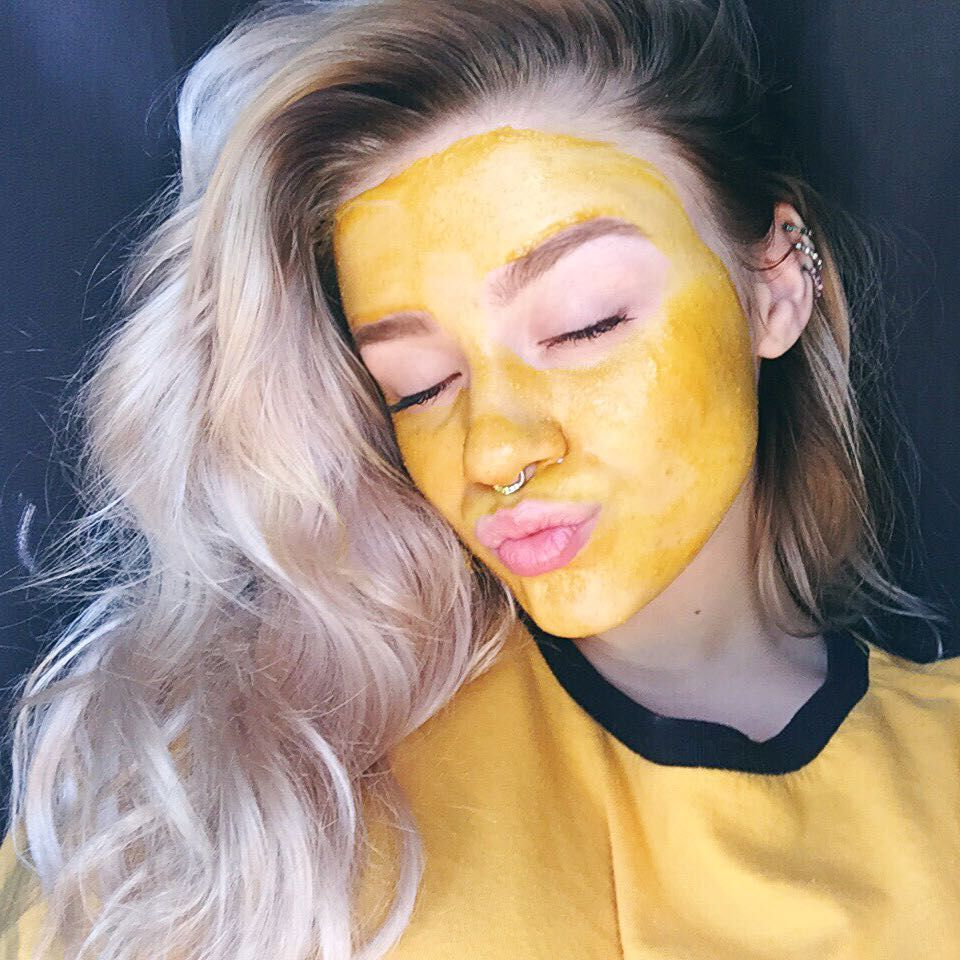 Turmeric Is the Ingredient to Add Into Your DIY Skin Care