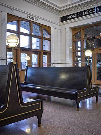 Denver Union Station Avroko A Design And Concept Firm Produktdesign Inneneinrichtung Design