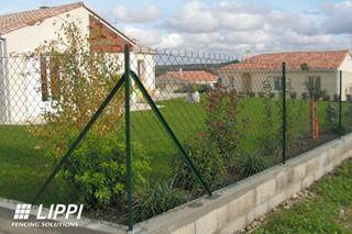 Clôture de jardin : grillage en rouleau | belle vie | Fence ...