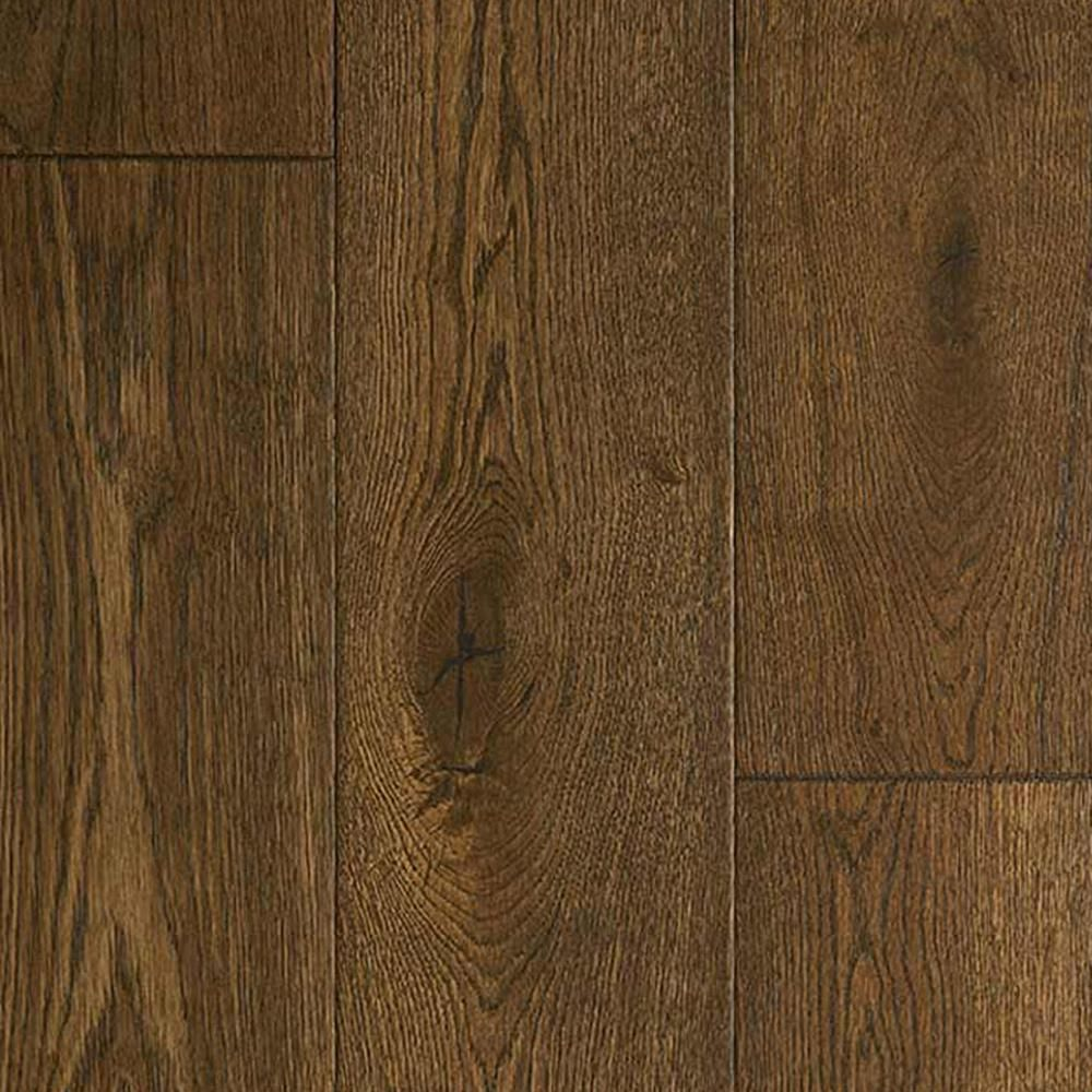 Malibu Wide Plank French Oak Stinson 3 8 In T X 6 1 2 In W X Varying Length Click Lock Engineered Hardwood Flooring 945 6 Sq Ft Pallet Hdmpcl138efp The Ho Engineered Hardwood Flooring Engineered Hardwood Hardwood