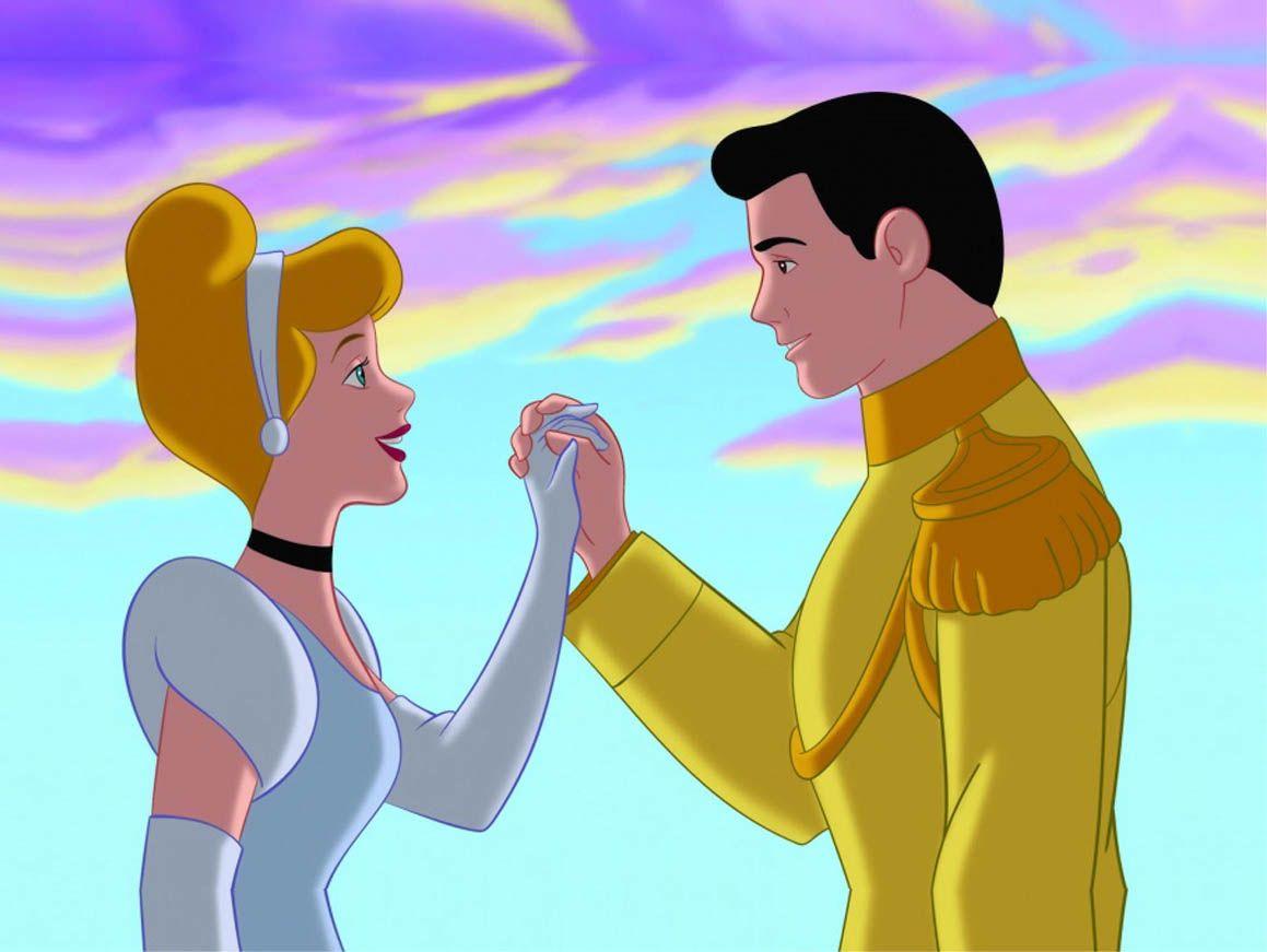 12 Prince Cinderella Charming Kissing And