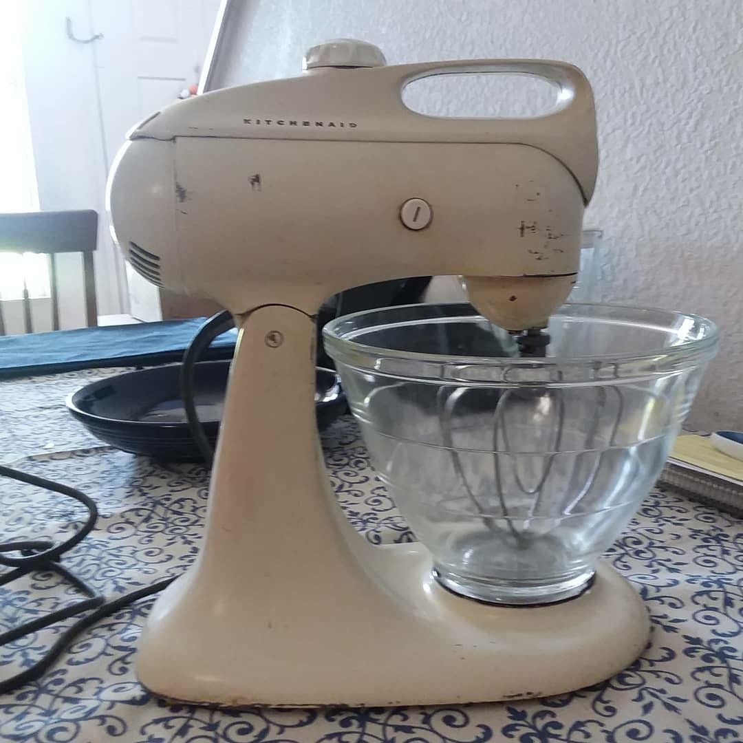 how to clean kitchenaid mixer bowl first time
