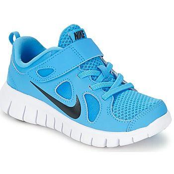 deportivas para niño de nike 5.0 en color azul, ligeras y cómodas! #baskets #nike