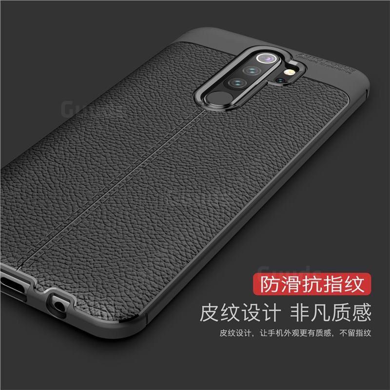 Luxury Auto Focus Litchi Texture Silicone Tpu Back Cover For Mi Xiaomi Redmi Note 8 Pro Black Guuds Com Wholesale Dropshipping Guuds Xiaomi Pro Black Cover