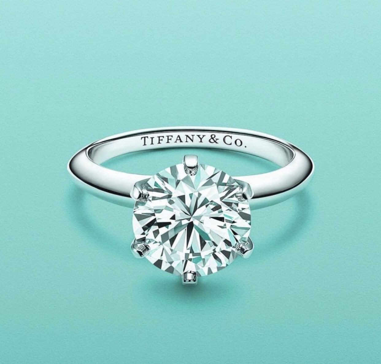 Tiffany Ring🔥 Save if you love this shape