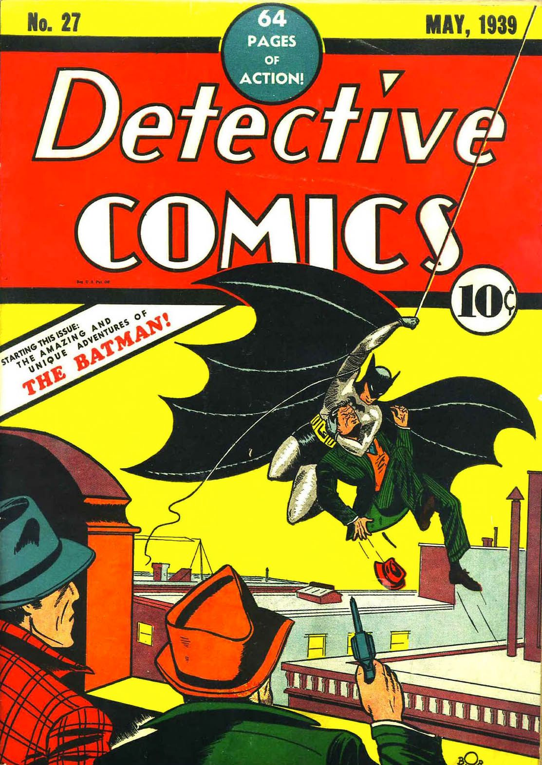 Dark and Broody 75th, Batman!   Comics that I love and make the ...