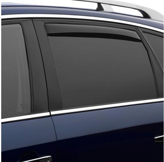 WeatherTech 82760 Front Rear Side Window Deflector