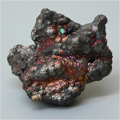 Goethite (oxide a-FeOOH)