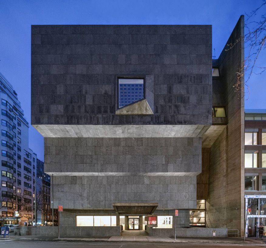 Met Breuer, by Marcel Breuer with renovations by Beyer