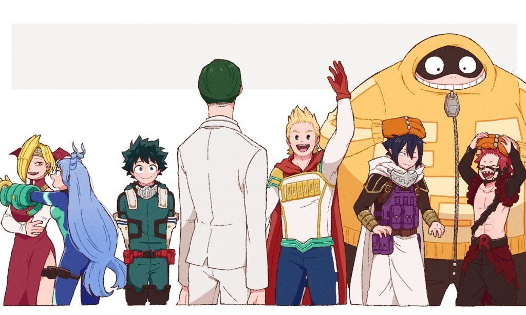 Awesome image by Jewell Dinsmore My hero, Hero academia