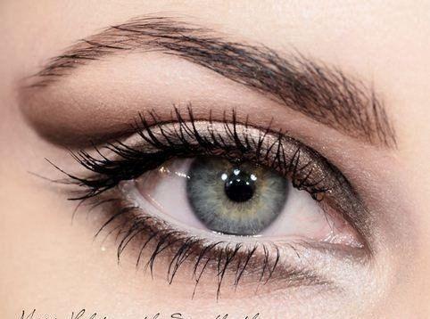 #nice_makeup #neutral_shades