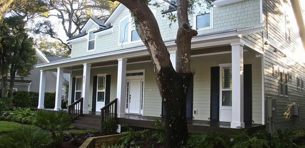 Custom Home Builders Jacksonville St