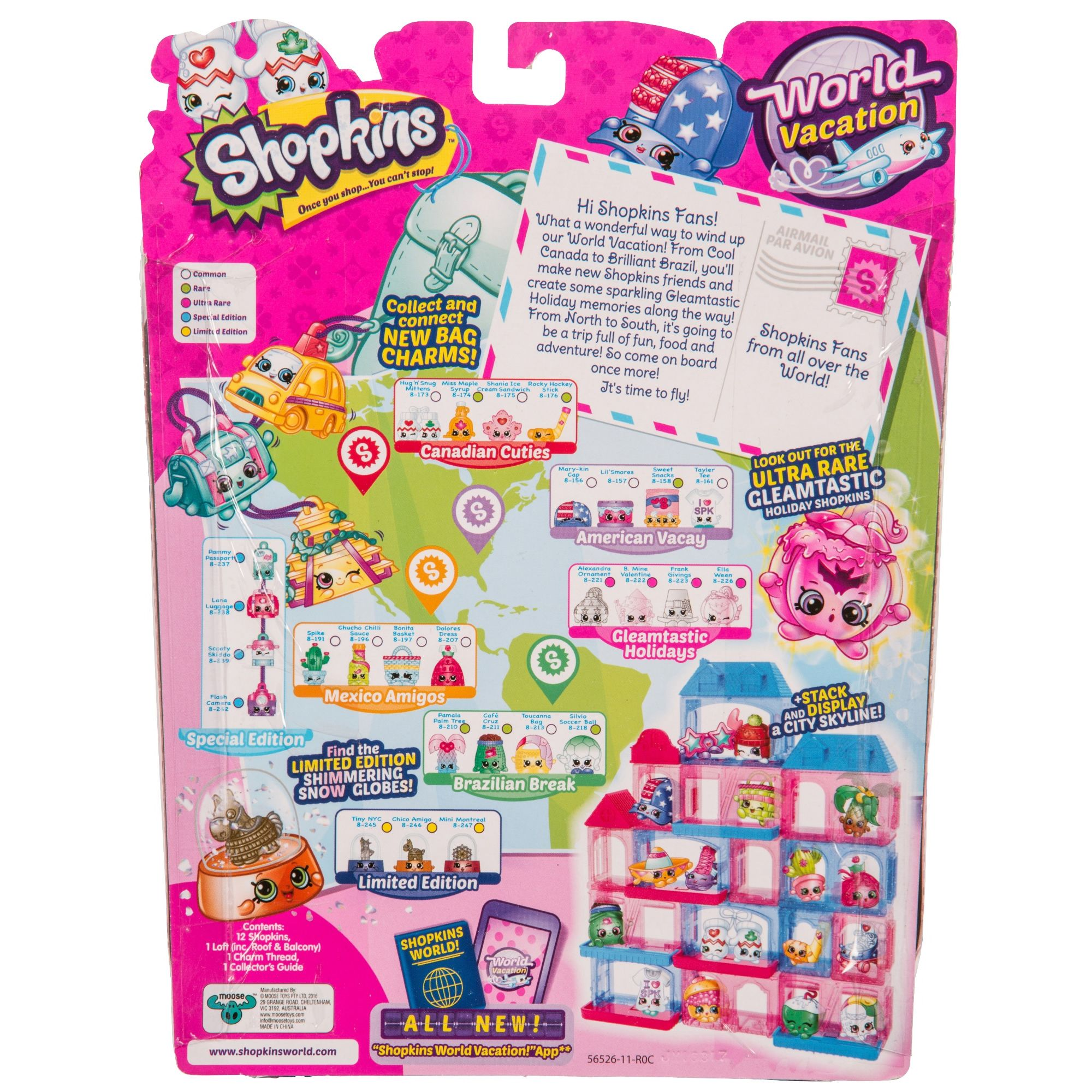 Shopkins Series 8 Wave 1 2 Pack NEW
