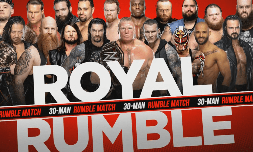 More Names Announced For Men S Wwe Royal Rumble Match Wrestling News Wwe Royal Rumble Royal Rumble Wwe World